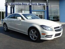 2014_Mercedes-Benz_CLS_CLS 550_ North Haven CT