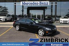 2014_Mercedes-Benz_CLS-Class_4dr Sdn CLS 550 4MATIC®_ Madison WI