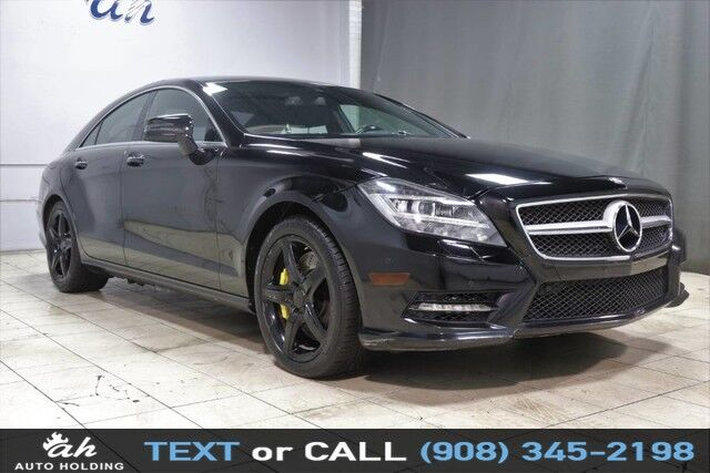 2014 Mercedes Benz CLS Class CLS 550 4matic Hillside NJ ...