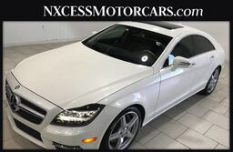 Mercedes-Benz CLS-Class CLS 550 CLEAN CARFAX, NAVI, HEATED SEATS, V8 2014
