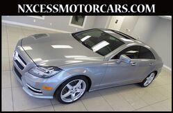 2014_Mercedes-Benz_CLS-Class_CLS 550 PREMIUM PKG VENTILATED SEATS 1-OWNER._ Houston TX