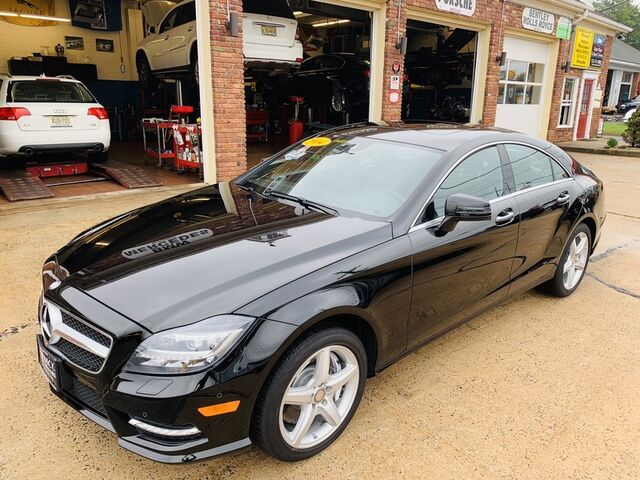 2014 Mercedes Benz CLS Class CLS 550 Shrewsbury NJ ...