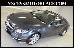 2014_Mercedes-Benz_CLS-Class_CLS550 PREMIUM PKG CLEAN CARFAX._ Houston TX