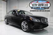 2014 Mercedes-Benz E 250 4-MATIC BLUETEC E 250 BlueTEC Luxury