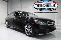 2014_Mercedes-Benz_E 250 4-MATIC BLUETEC_E 250 BlueTEC Luxury_ Carol Stream IL