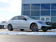 2014_Mercedes-Benz_E_AMG® 63 Performance Package_ Kansas City KS