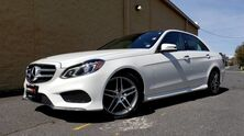 Mercedes-Benz E-Class E 350 4MATIC / AWD / NAV / SUNROOF / CAMERA 2014