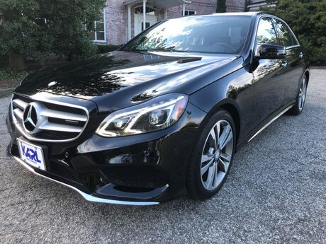 2014 Mercedes-Benz E-Class E 350 4Matic Luxury New Canaan CT