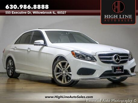 2014_Mercedes-Benz_E-Class_E 350 Luxury_ Willowbrook IL