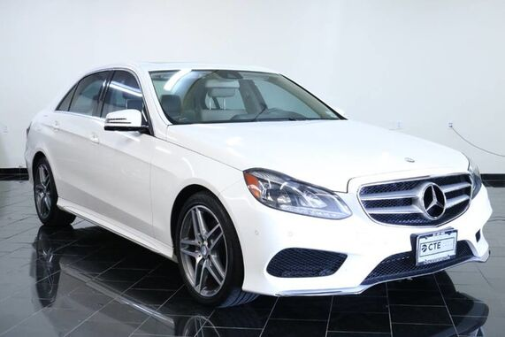 2014_Mercedes-Benz_E-Class_E 350 Sport, Premium 1 Package, Parking Assistance Package, AMG Wheels, Sunroof, Heated Seats, Woodgrain, Seat Memory,_ Leonia NJ