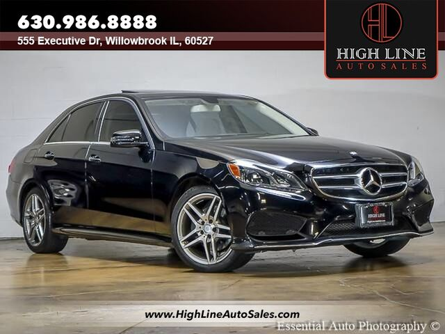 2014 Mercedes-Benz E-Class E 350 Sport Willowbrook IL