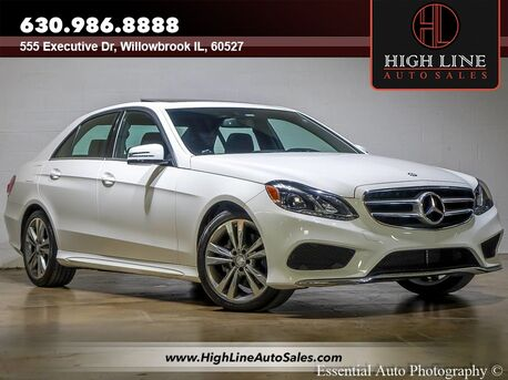 2014_Mercedes-Benz_E-Class_E 350 Sport_ Willowbrook IL