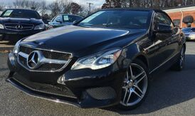 2014_Mercedes-Benz_E-Class_E350 Cabriolet_ Charlotte and Monroe NC