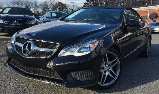2014 Mercedes-Benz E-Class E350 Cabriolet Charlotte and Monroe NC