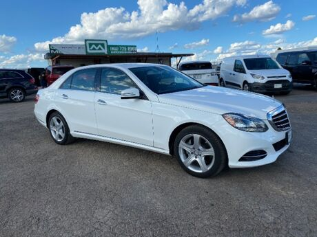 2014 Mercedes-Benz E-Class E350 Sedan Laredo TX