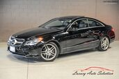 2014 Mercedes-Benz E350 4Matic Sport 2dr Coupe