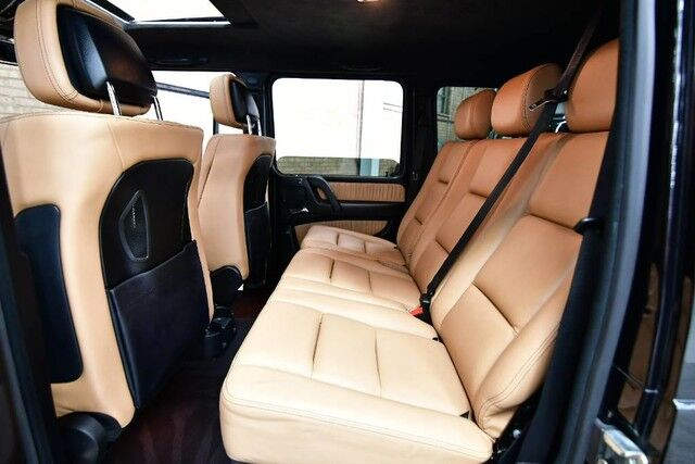 2014 Mercedes-Benz G-Class G 550 4MATIC - 5.5L V8 ENGINE ALL WHEEL DRIVE DESIGNO LEATHER NAVIGATION BACKUP CAMERA HEATED/COOLED SEATS ALCANTARA HEADLINER G65 AERO PACKAGE Bensenville IL