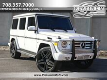 2014_Mercedes-Benz_G550_Nav Roof Harman Kardon Logic 7 Wood Grain Loaded_ Hickory Hills IL