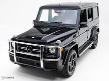 2014_Mercedes-Benz_G63 AMG_Biturbo_ Seattle WA