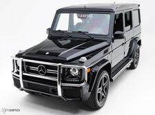 Mercedes-Benz G63 AMG Biturbo 2014
