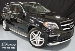 Mercedes-Benz GL 550 4MATIC, Navigation System, Rear-View Camera, Harman/Kardon Surround Sound, Heated/Ventilated Seats, Power Sunroof, 2014