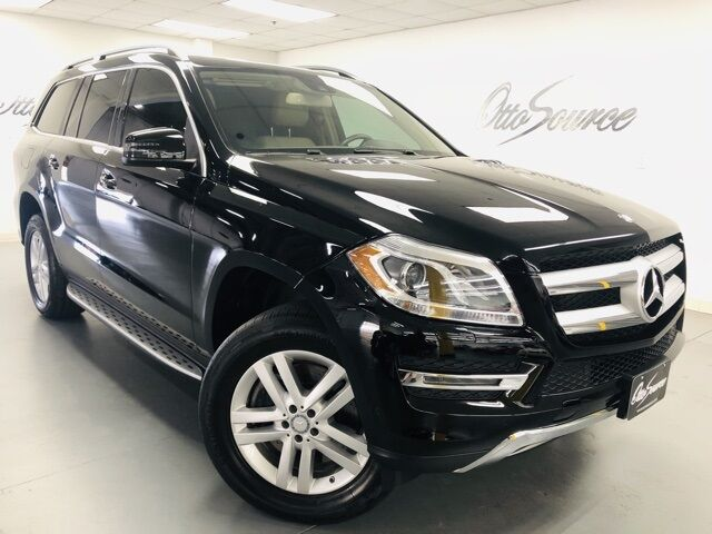 2014 Mercedes-Benz GL-Class GL 450 Dallas TX