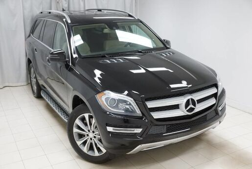 2014 Mercedes-Benz GL-Class GL450 4MATIC Navigation Entertainment System Sunroof Drivers Assist Running Boards Tow Hitch Backup Camera 1 Owner Avenel NJ