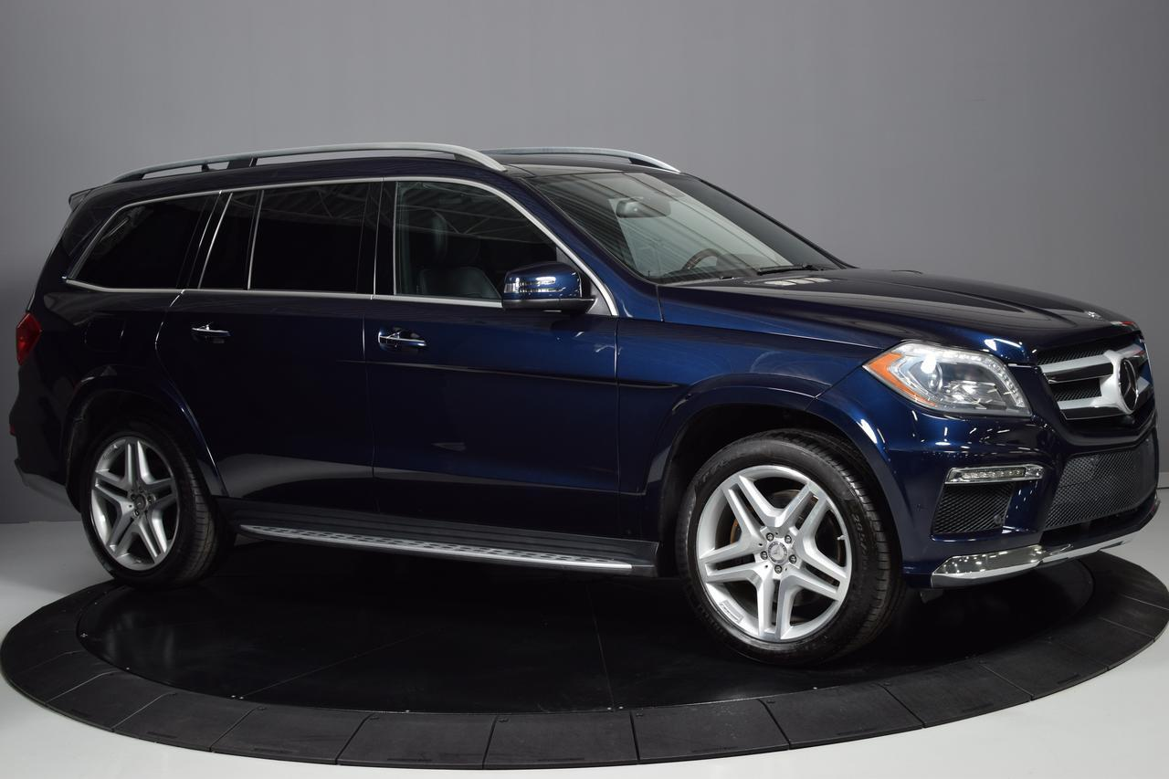 2014 Mercedes-Benz GL550 1 Owner Carfax Certified Bang Sound System Glendale Heights IL