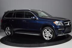 Mercedes-Benz GL550 1 Owner Carfax Certified Bang Sound System 2014