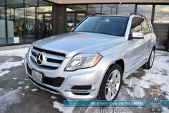 2014_Mercedes-Benz_GLK_350 / AWD / Heated Leather Seats / Navigation / Dual Sunroof / Bluetooth / Back Up Camera / Cruise Control / 25 MPG_ Anchorage AK