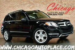 2014_Mercedes-Benz_GLK-Class_GLK 350 - 3.5L V6 ENGINE 4MATIC ALL WHEEL DRIVE NAVIGATION BACKUP CAMERA KEYLESS GO BEIGE LEATHER HEATED SEATS PANO ROOF POWER LIFTGATE_ Bensenville IL