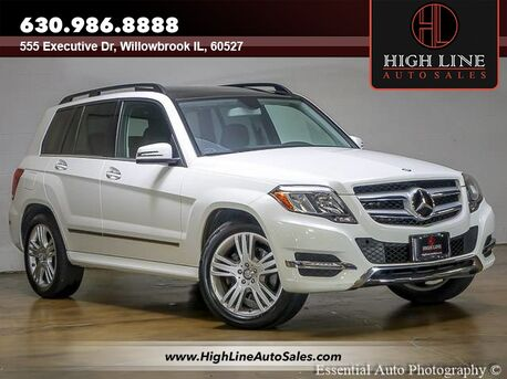 2014_Mercedes-Benz_GLK-Class_GLK 350_ Willowbrook IL
