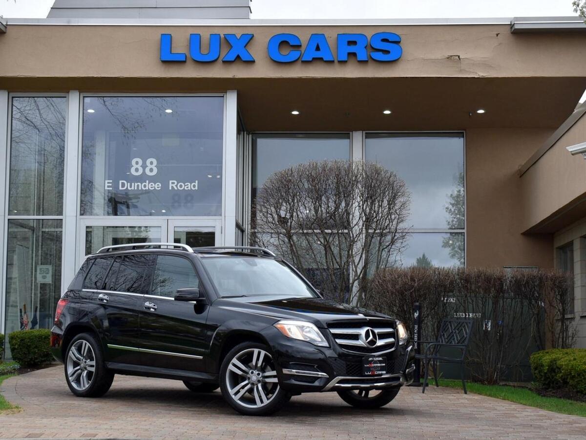 2014_Mercedes-Benz_GLK350_Panoroof Nav P1 4MATIC MSRP $49,355_ Buffalo Grove IL