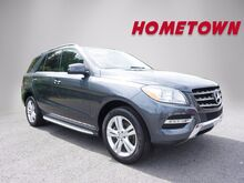 2014_Mercedes-Benz_M-Class_4MATIC 4DR ML 350_ Mount Hope WV