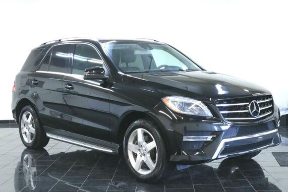 2014_Mercedes-Benz_M-Class_4MATIC 4dr ML 350, Clean Carax, Premium 1 Package, Harmon / Kardon Sound, Navigation, Back-up Camera, Driver Assistance, Moonroof,_ Leonia NJ
