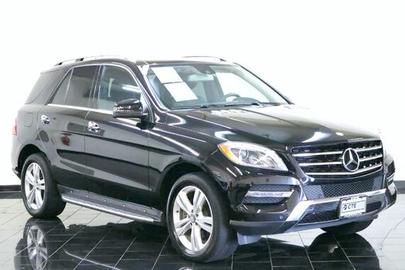 2014_Mercedes-Benz_M-Class_4MATIC 4dr ML 350, Clean Carfax, Premium 1 Package, Harman/ Kardon Sound System, Radio: Command Navigation System, Panorama Sunroof, Aluminum Trim, Parking Assist,_ Leonia NJ
