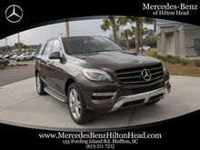 2014_Mercedes-Benz_M-Class_ML 350_ Bluffton SC