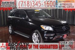 2014_Mercedes-Benz_M-Class_ML 350_ Brooklyn NY