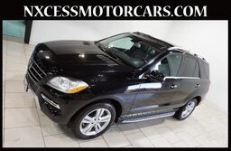 Mercedes-Benz M-Class ML 350 PREMIUM PKG PANO-ROOF HEATED SEATS. 2014
