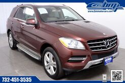 2014_Mercedes-Benz_M-Class_ML 350_ Rahway NJ