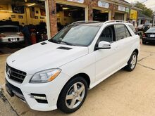 2014_Mercedes-Benz_M-Class_ML 350_ Shrewsbury NJ