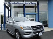 2014_Mercedes-Benz_M-Class_ML 350_ North Haven CT