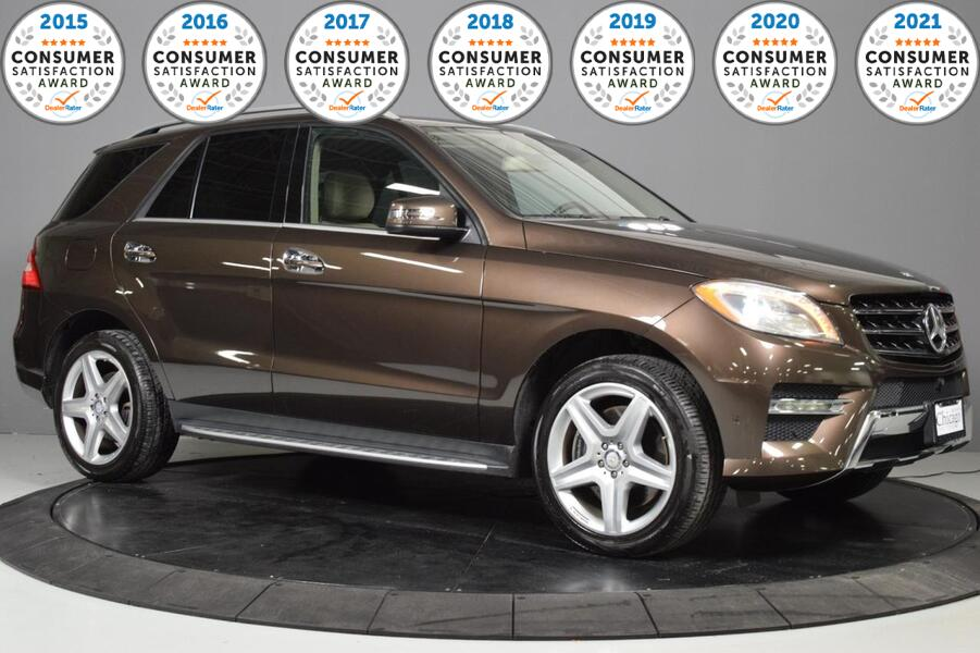 2014 Mercedes-Benz M-Class ML 550 Glendale Heights IL