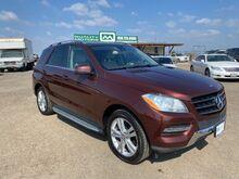 2014_Mercedes-Benz_M-Class_ML350 4MATIC_ Laredo TX