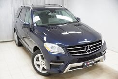 2014_Mercedes-Benz_M-Class_ML350 Navigation Sunroof HID Backup Camera Tow Hitch_ Avenel NJ
