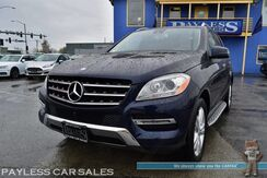 2014_Mercedes-Benz_ML 350_4Matic AWD / Power & Heated Leather Seats / Sunroof / Navigation_ Anchorage AK