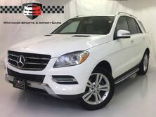 Mercedes-Benz ML350 4Matic Navi Harmon Kardon Tow Pkg 2014