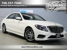2014_Mercedes-Benz_S 550 4 Matic_1 Owner Sport Pano Nav Rear Entertainment_ Hickory Hills IL