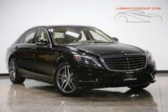 2014_Mercedes-Benz_S 550 4Matic_Back-Up Camera/ Heated Front & Rear Seats_ Bensenville IL