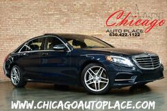 2014_Mercedes-Benz_S-550_S 550 4MATIC - 1 OWNER NAVI BACKUP CAM PANO ROOF MASSAGE SEATS DISTRONIC_ Bensenville IL